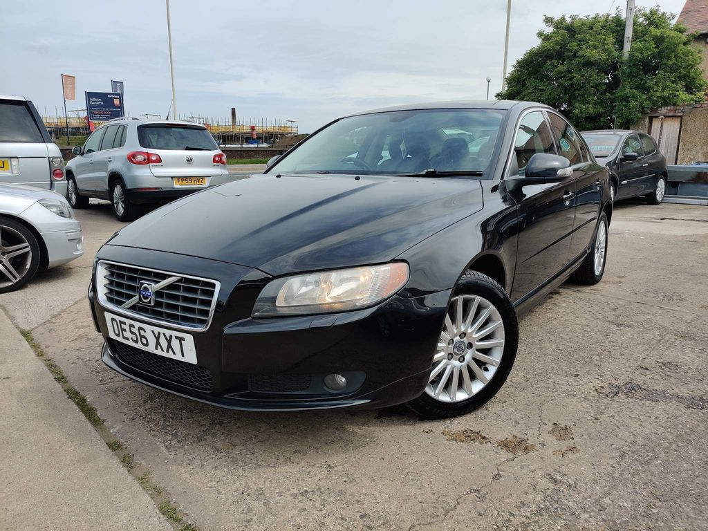 Volvo S80 Saloon 2.4D SE Geartronic 4dr