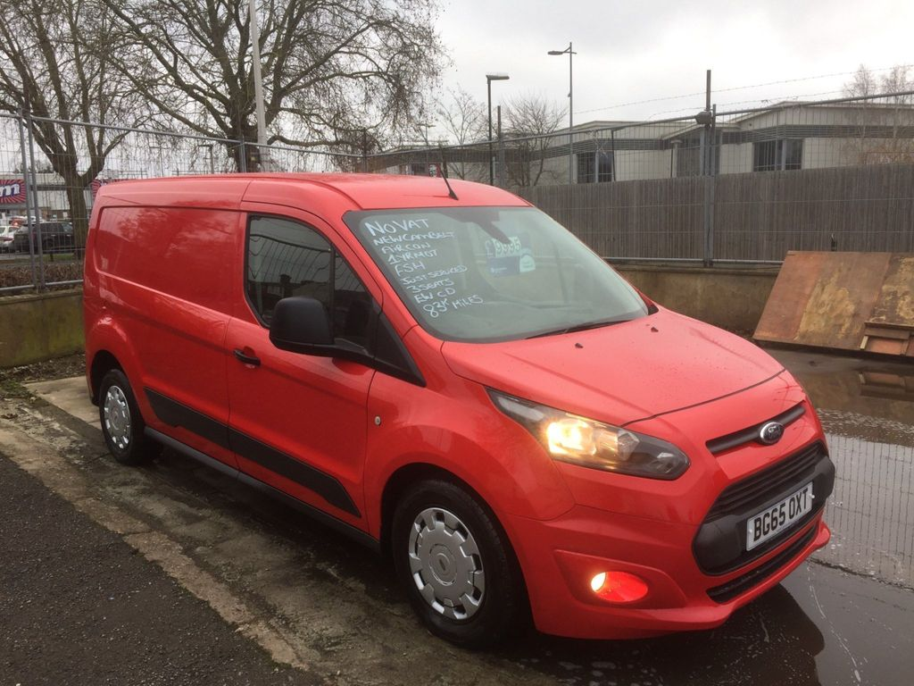 Ford Transit Connect Panel Van 1.6 TDCi 240 Trend L2 4dr