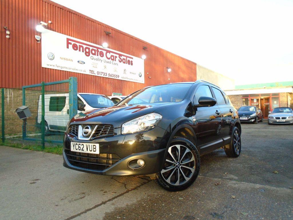 Nissan Qashqai SUV 1.6 dCi n-tec+ 2WD (s/s) 5dr