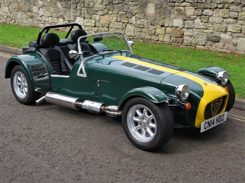 Caterham Seven Convertible 1.6 Roadsport S3 2dr