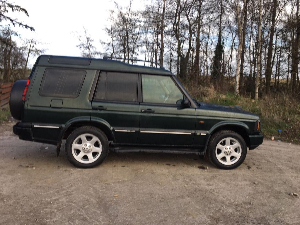 Land Rover Discovery SUV 2.5 TD5 S 5dr (7 Seats)