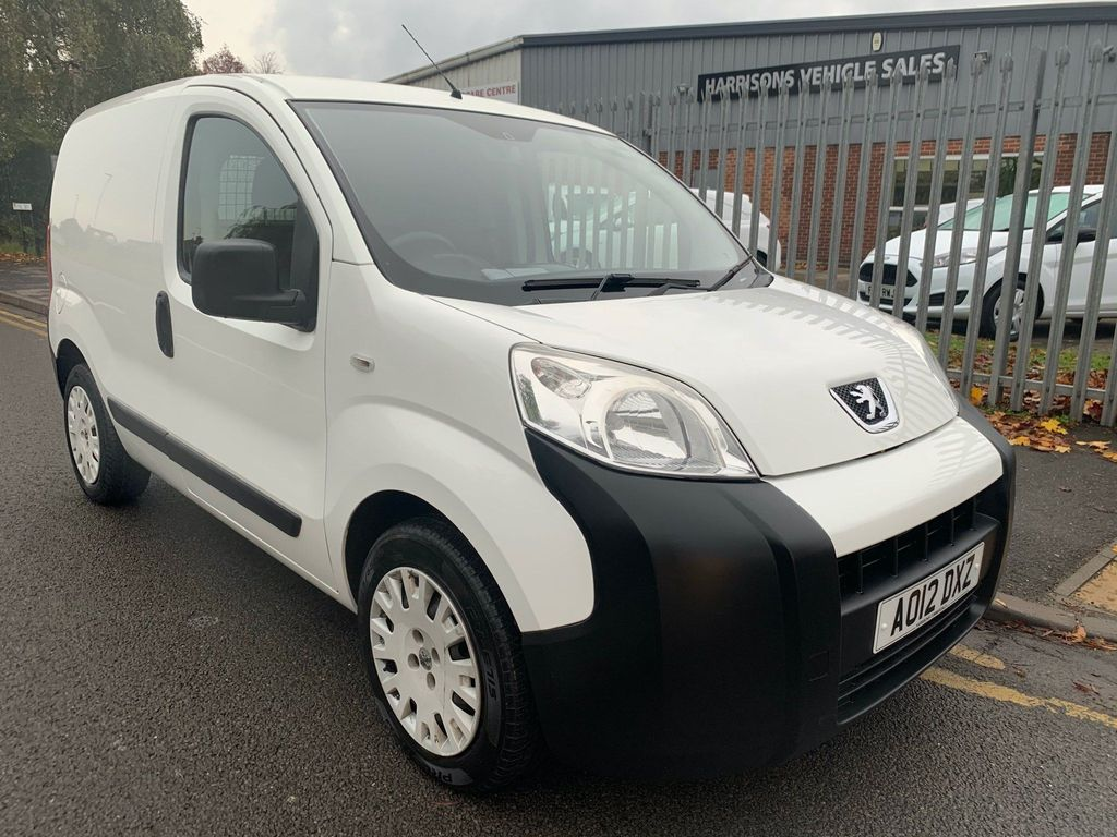 Peugeot Bipper Panel Van 1.3 HDi SE Panel Van EGC 3dr