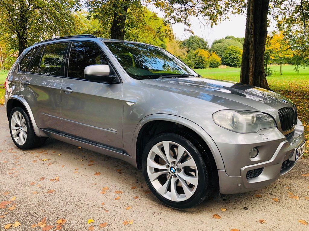 BMW X5 SUV 3.0 sd M Sport Auto 4WD 5dr