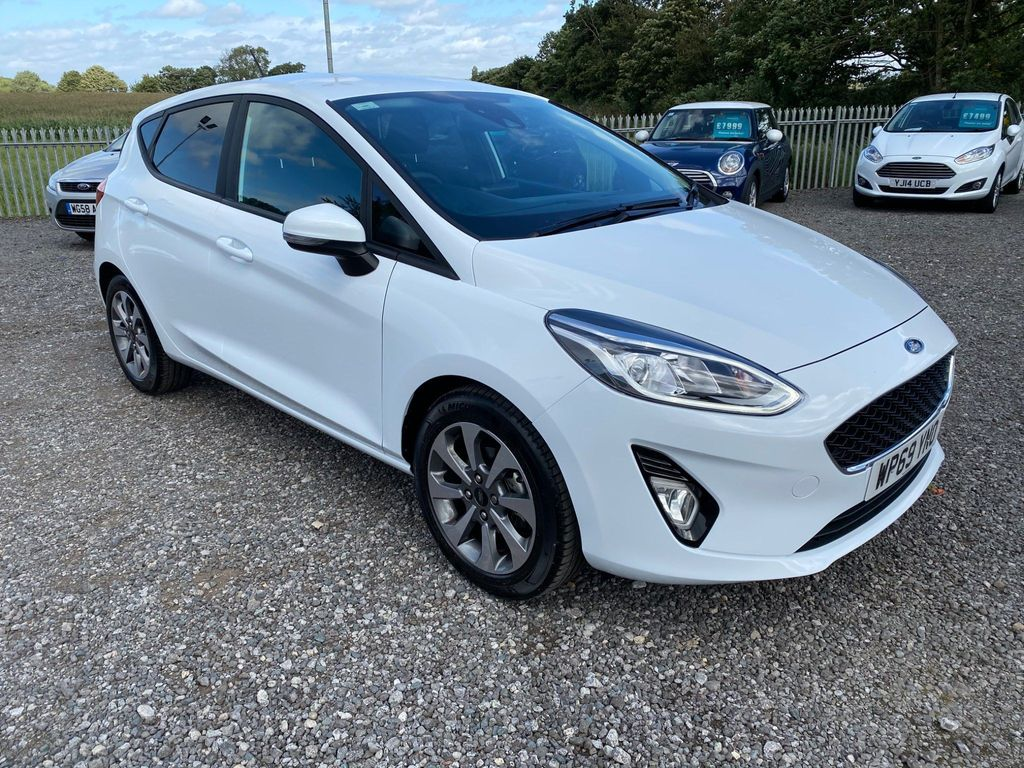 Ford Fiesta Hatchback 1.1 Ti-VCT Trend (s/s) 5dr