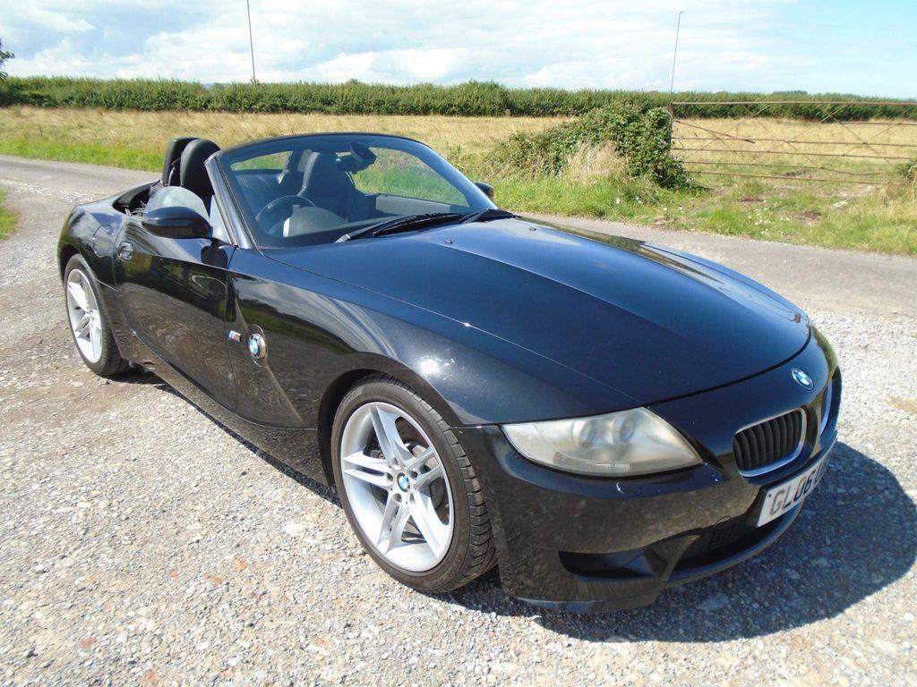 BMW Z4 M Convertible 3.2i 2dr