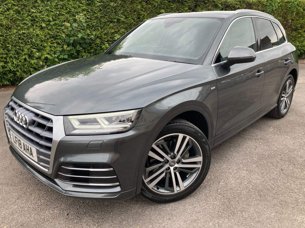 Audi Q5 SUV 2.0 TFSI S line S Tronic quattro (s/s) 5dr