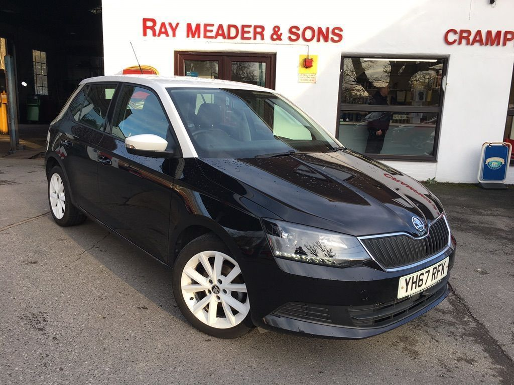 SKODA Fabia Hatchback 1.0 TSI Colour Edition (s/s) 5dr