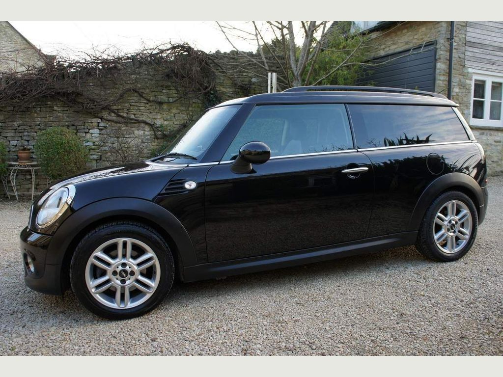 MINI Clubman Estate 1.6 Cooper D (Chili) 5dr