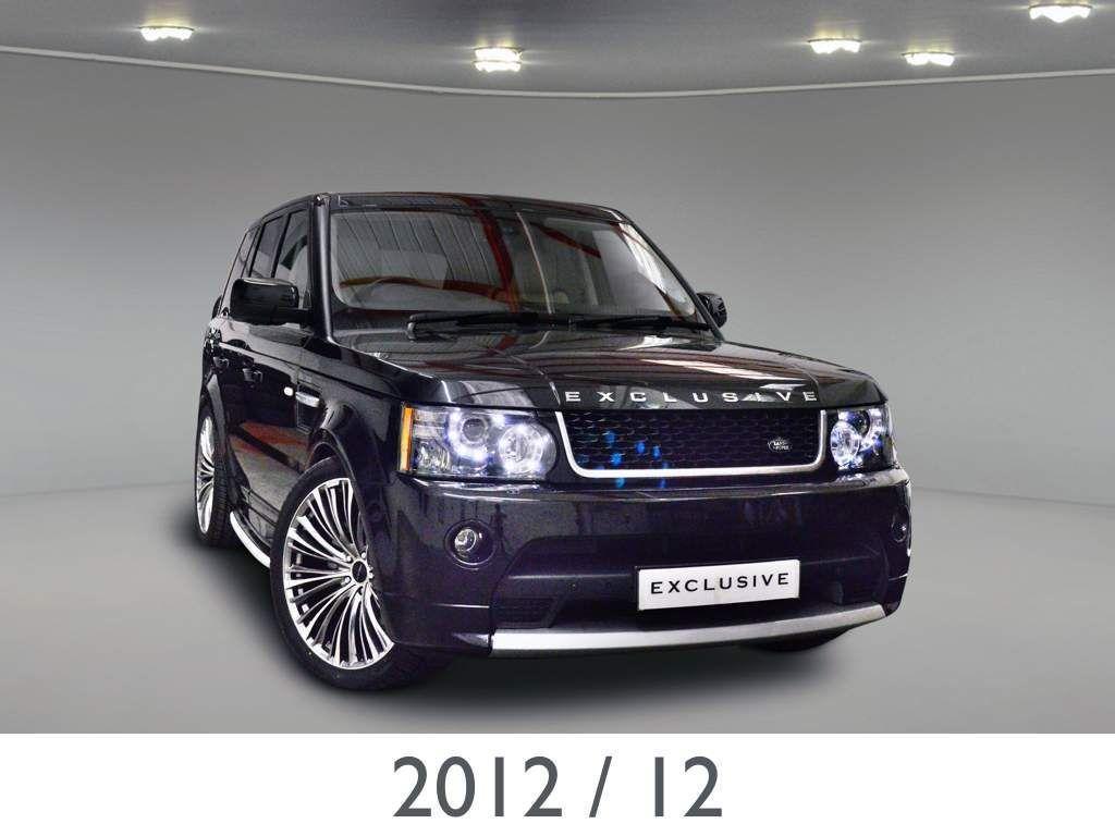 Land Rover Range Rover Sport SUV 3.0 SD V6 Autobiography Sport 4X4 5dr