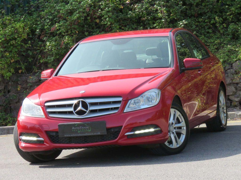 Mercedes-Benz C Class Saloon 2.1 C220 CDI BlueEFFICIENCY SE (Executive) 4dr (Map Pilot)