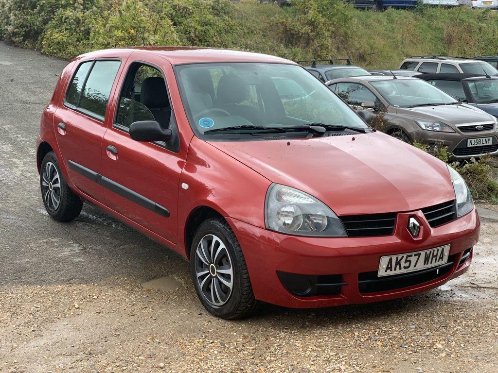 Renault Clio Hatchback 1.2 Campus 5dr