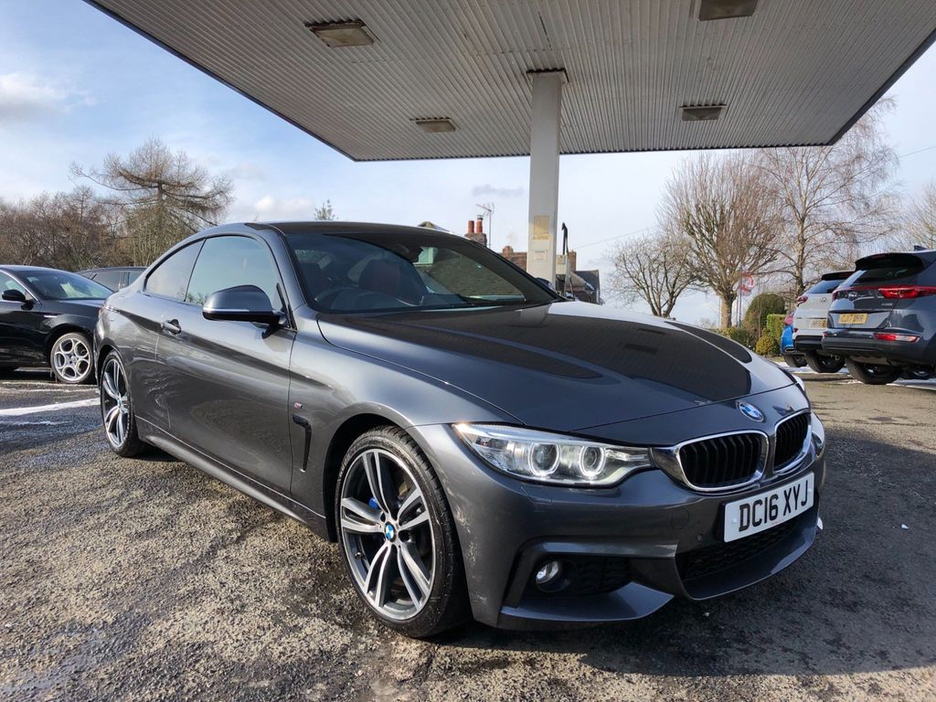 BMW 4 Series Coupe 2.0 430i M Sport Auto 2dr