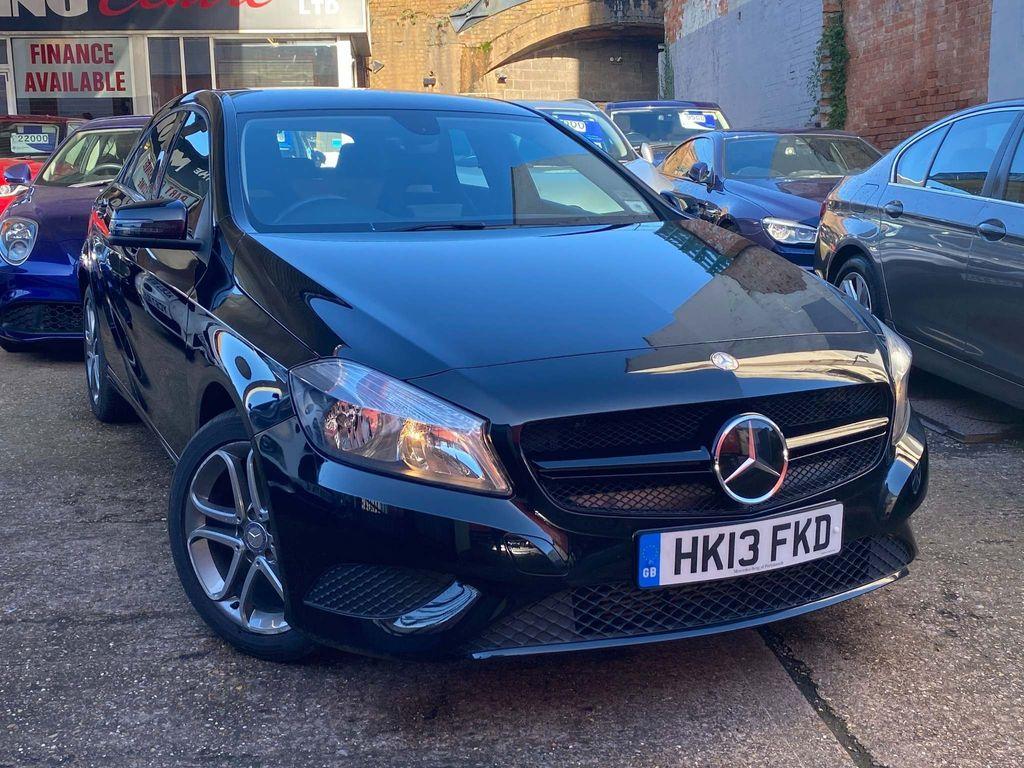 Mercedes-Benz A Class Hatchback 1.8 A180 CDI BlueEFFICIENCY Sport 7G-DCT 5dr