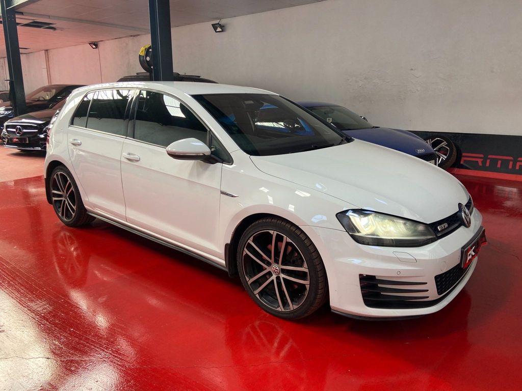 Volkswagen Golf Hatchback 2.0 TDI BlueMotion Tech GTD DSG 5dr