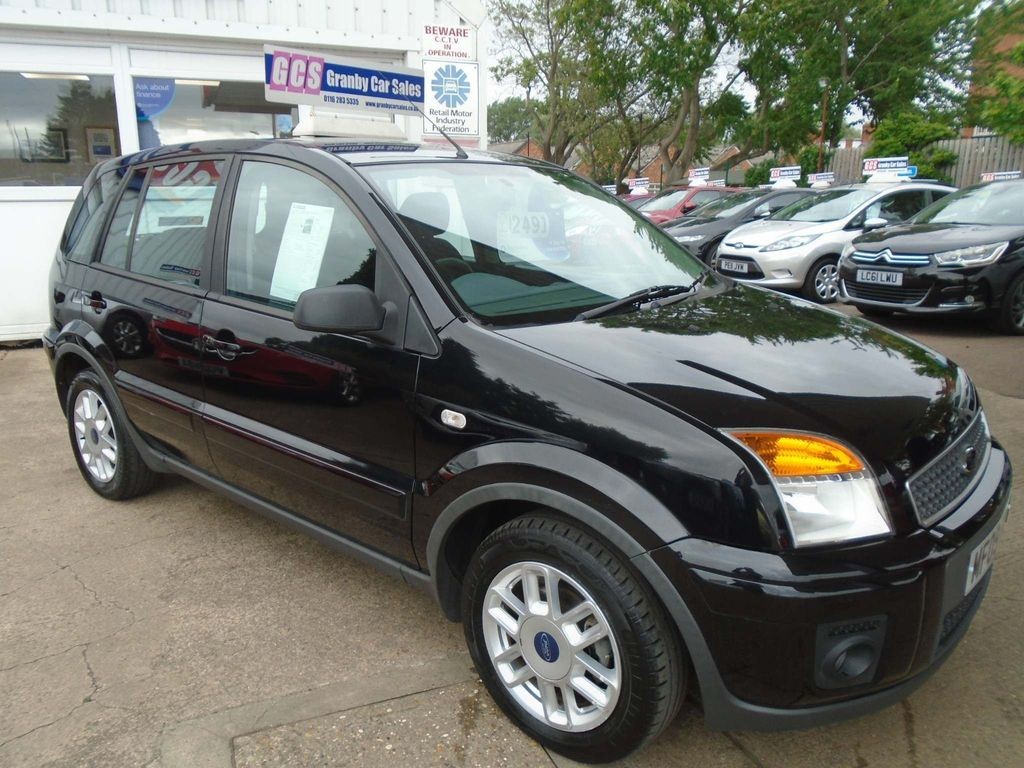Ford Fusion Hatchback 1.4 Zetec Climate 5dr