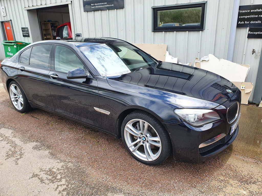 BMW 7 Series Saloon 3.0 740d M Sport 4dr