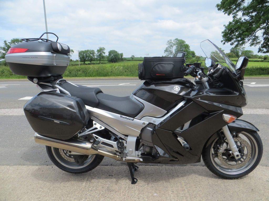 Yamaha FJR1300 Sports Tourer 1300 AS