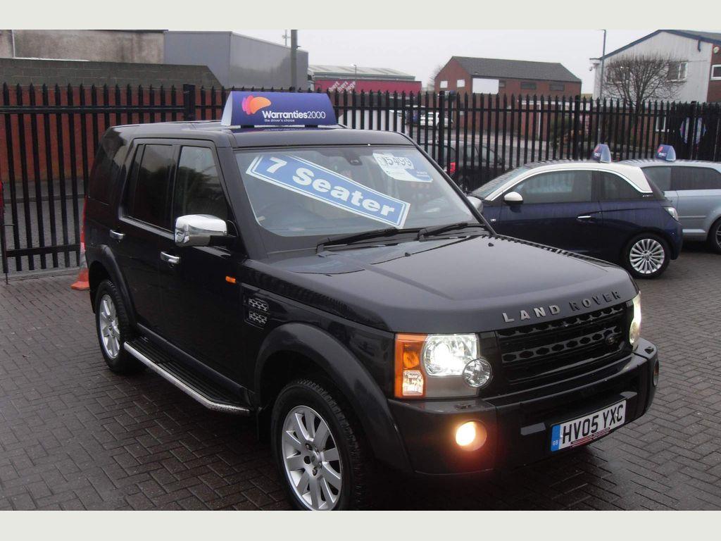 Land Rover Discovery 3 SUV 2.7 TD V6 SE 5dr