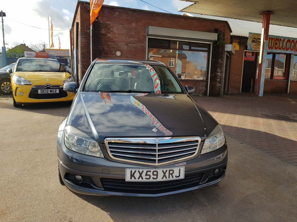 Mercedes-Benz C Class Saloon 2.1 C250 CDI BlueEFFICIENCY SE 4dr