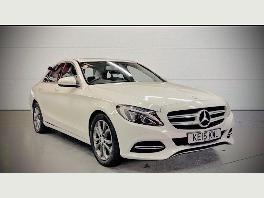 Mercedes-Benz C Class Saloon 1.6 C200 CDI BlueTEC Sport G-Tronic+ (s/s) 4dr