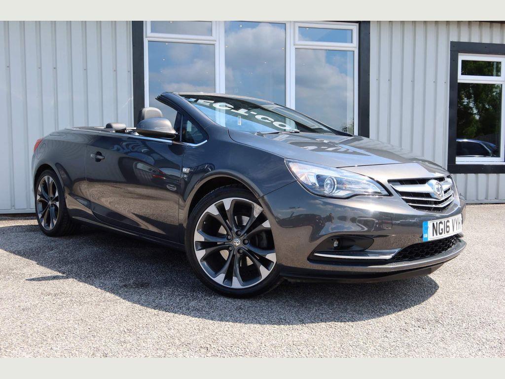 Vauxhall Cascada Convertible 1.4i Turbo Elite (s/s) 2dr