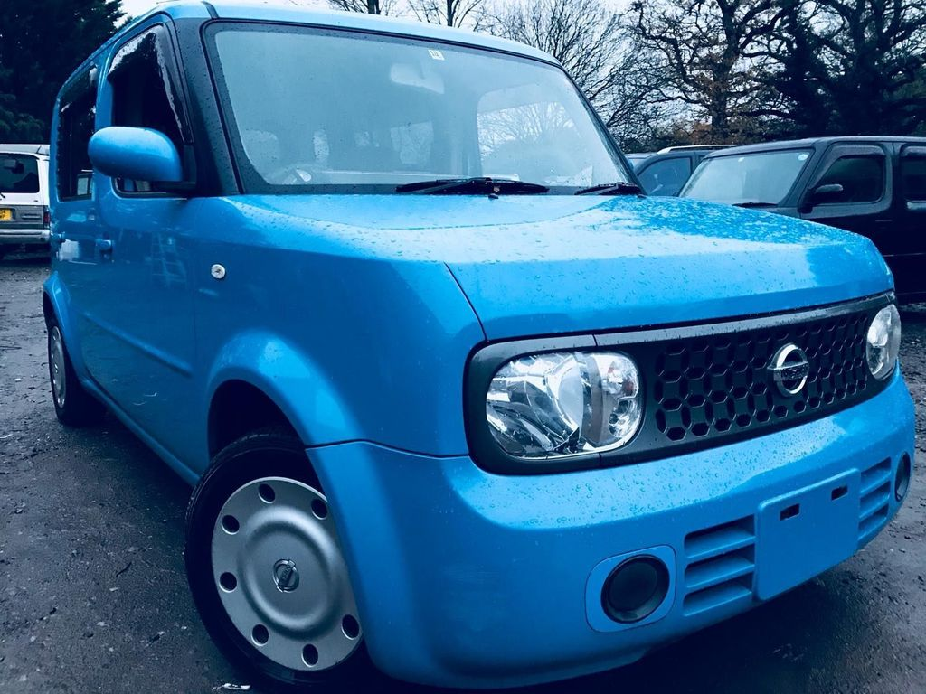 Nissan Cube Hatchback CUBIC 7 SEATER