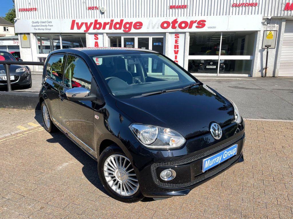 Volkswagen up! Hatchback 1.0 BlueMotion Tech High up! 5dr
