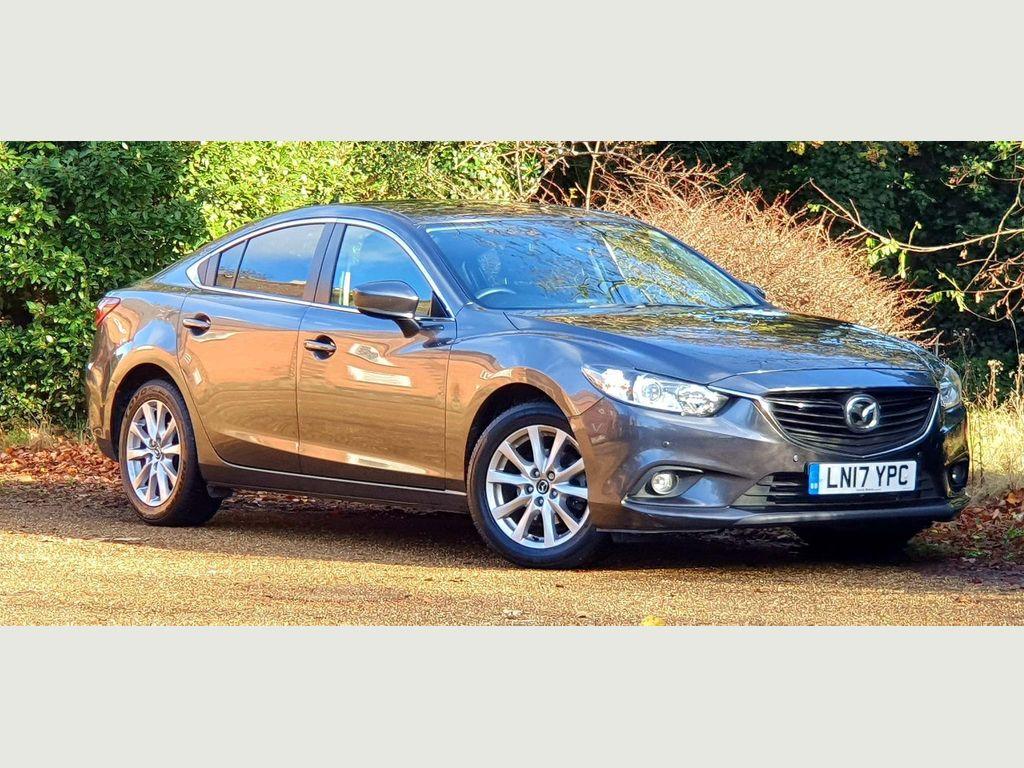 Mazda Mazda6 Saloon 2.2 SKYACTIV-D SE-L Nav Auto (s/s) 4dr