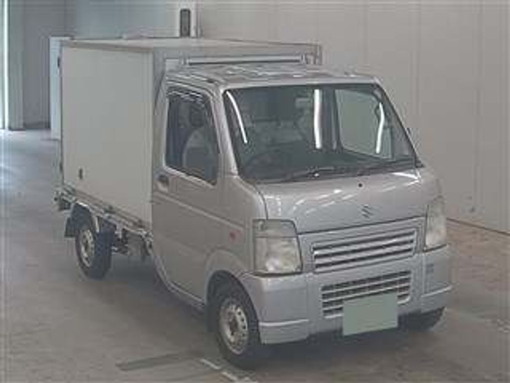 Suzuki Carry Box Van boxed truck 600cc ULEZ Compliance