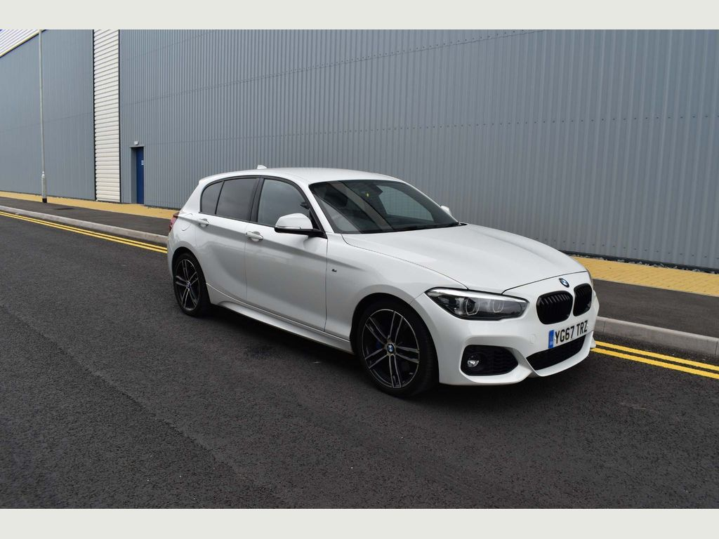 BMW 1 Series Hatchback 1.5 118i M Sport Shadow Edition Sports Hatch Auto (s/s) 5dr