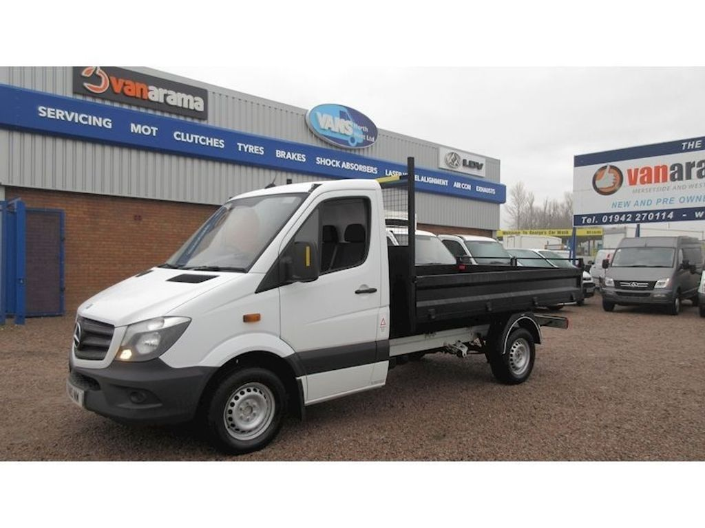 Mercedes-Benz Sprinter Tipper 313 cdi