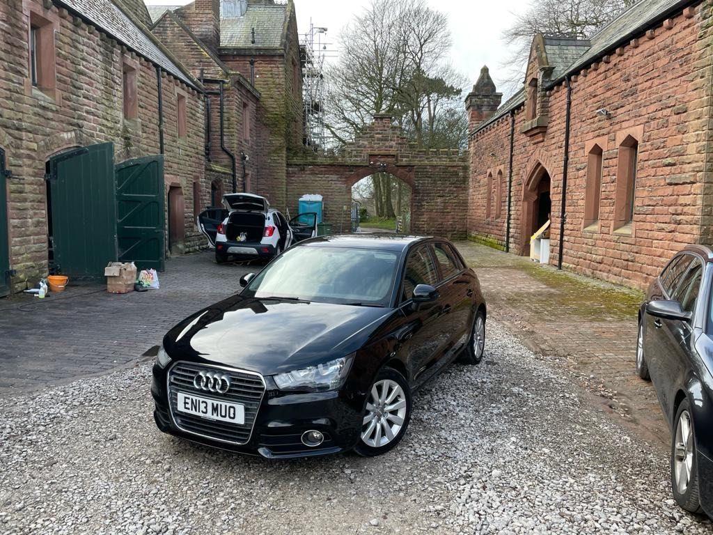 Audi A1 Hatchback 1.2 TFSI Sport Sportback 5dr