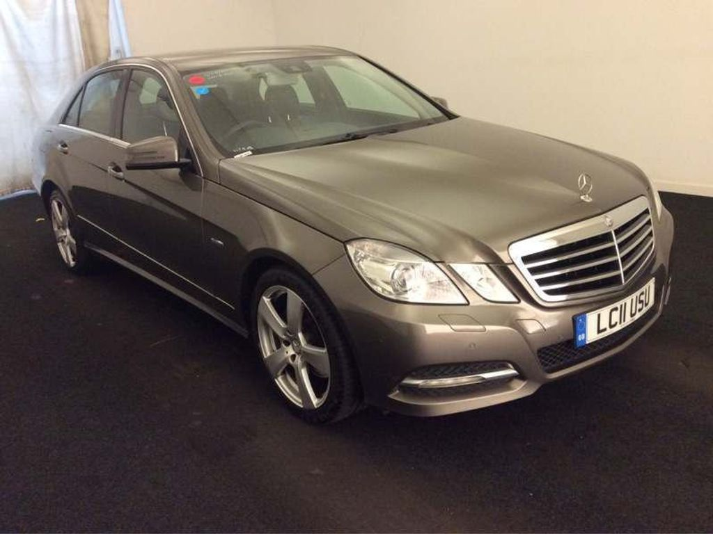 Mercedes-Benz E Class Saloon 1.8 E250 CGI BlueEFFICIENCY Avantgarde 4dr