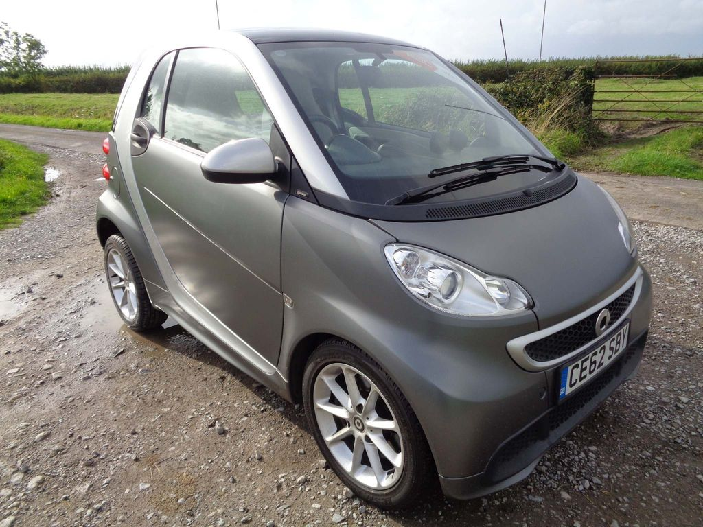 Smart fortwo Coupe 1.0 MHD Passion Softouch 2dr
