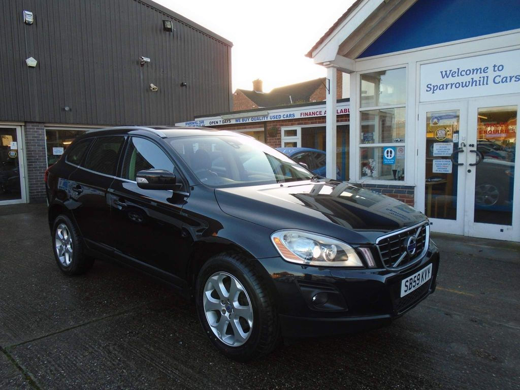 Volvo XC60 SUV 2.4D SE Lux Geartronic 5dr