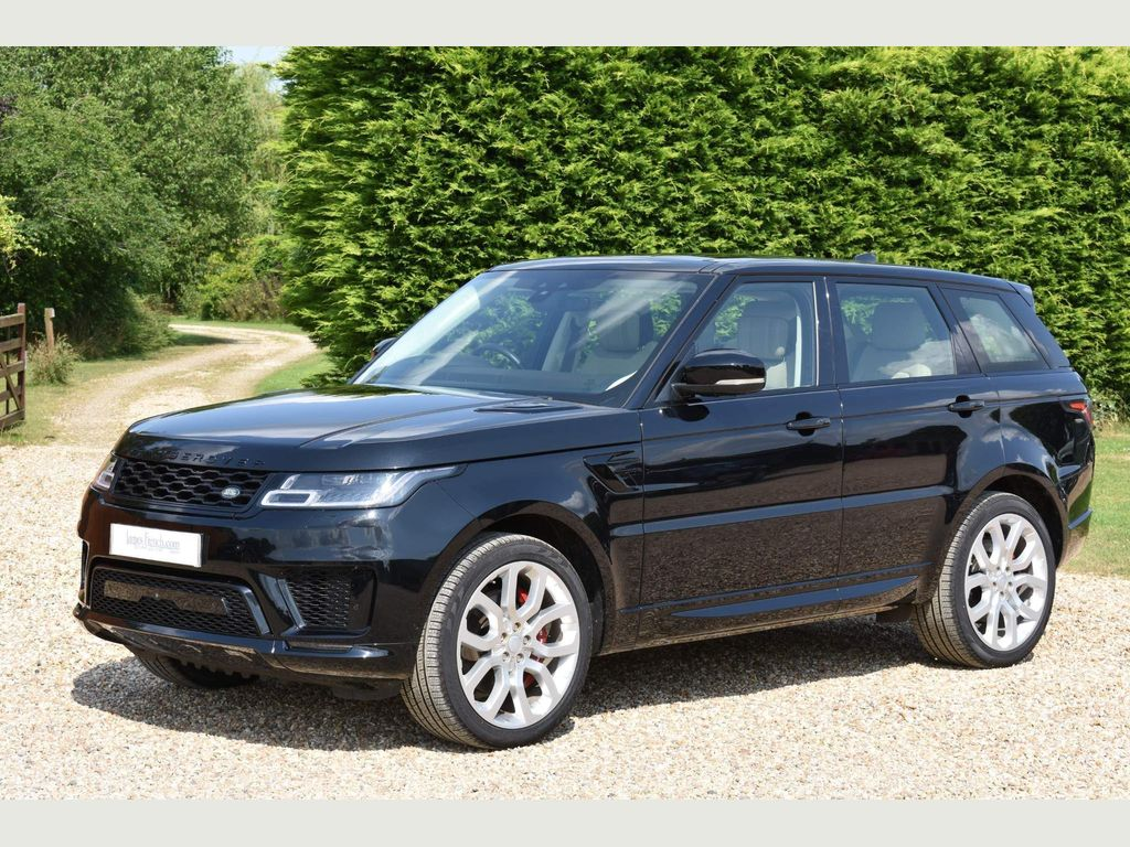 Land Rover Range Rover Sport SUV 5.0 P525 V8 Autobiography Dynamic Auto 4WD (s/s) 5dr
