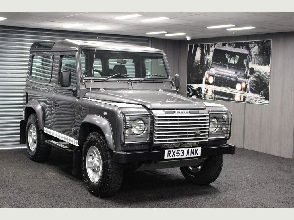 Land Rover Defender 90 SUV 2.5 TD5 XS Station Wagon