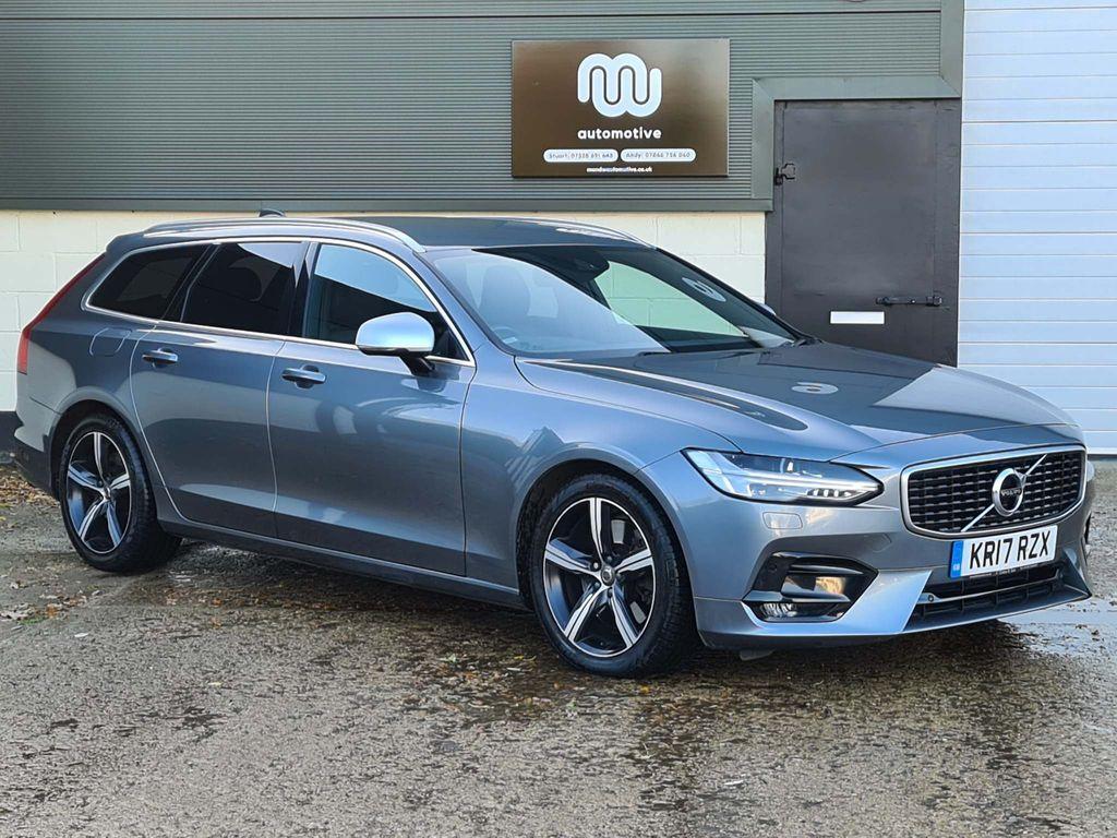 Volvo V90 Estate 2.0 D5 PowerPulse R-Design Auto AWD (s/s) 5dr