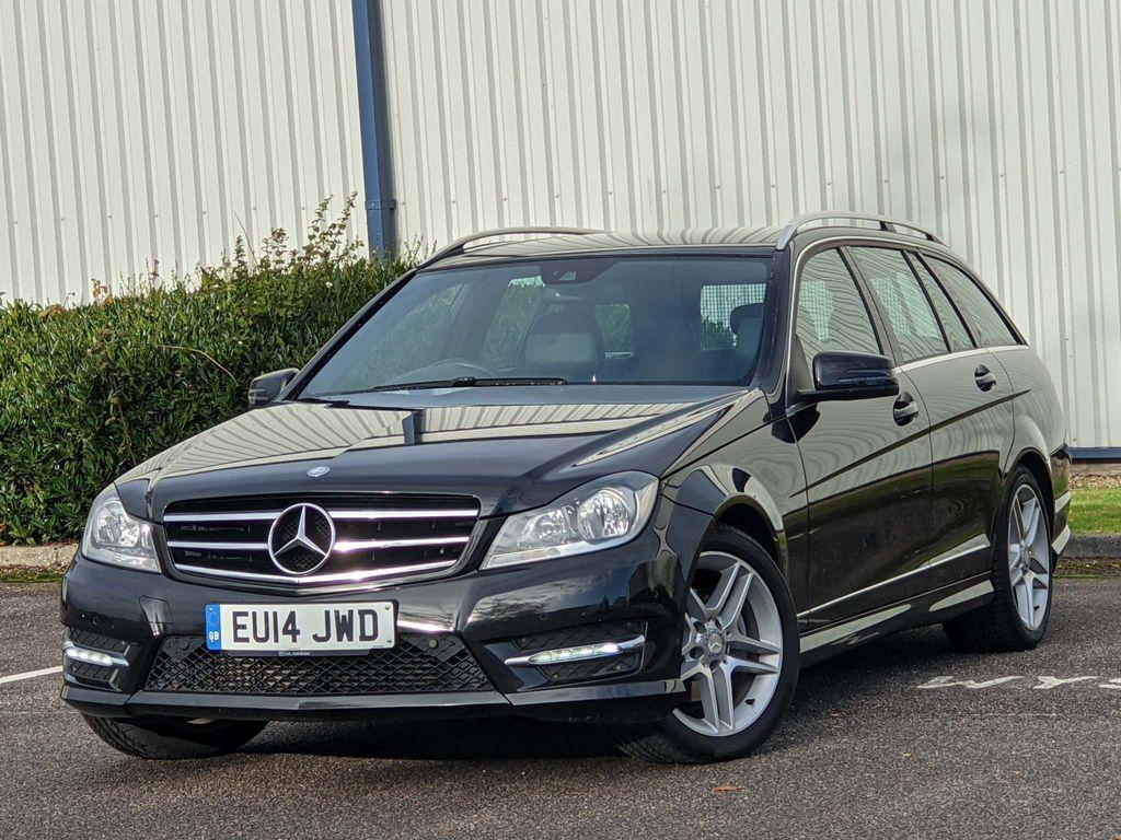 Mercedes-Benz C Class Estate 2.1 C220 CDI AMG Sport Edition (Premium) 5dr