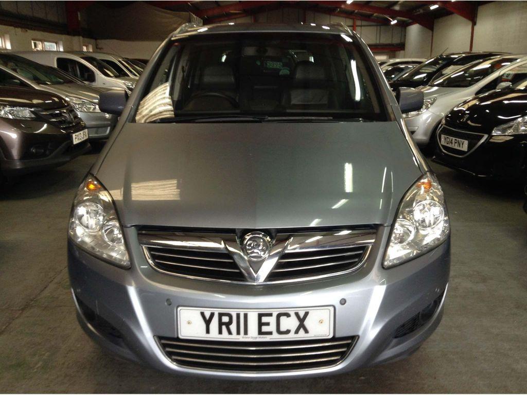 Vauxhall Zafira MPV 1.7 CDTi ecoFLEX 16v Elite 5dr