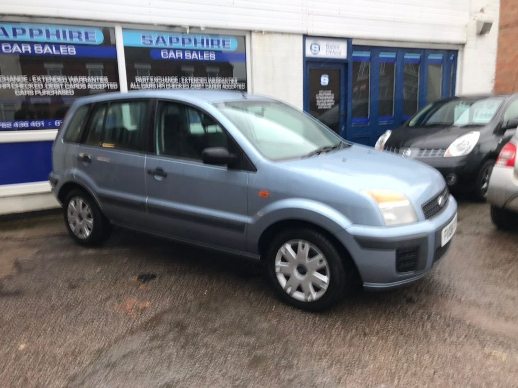 Ford Fusion Hatchback 1.4 Style 5dr