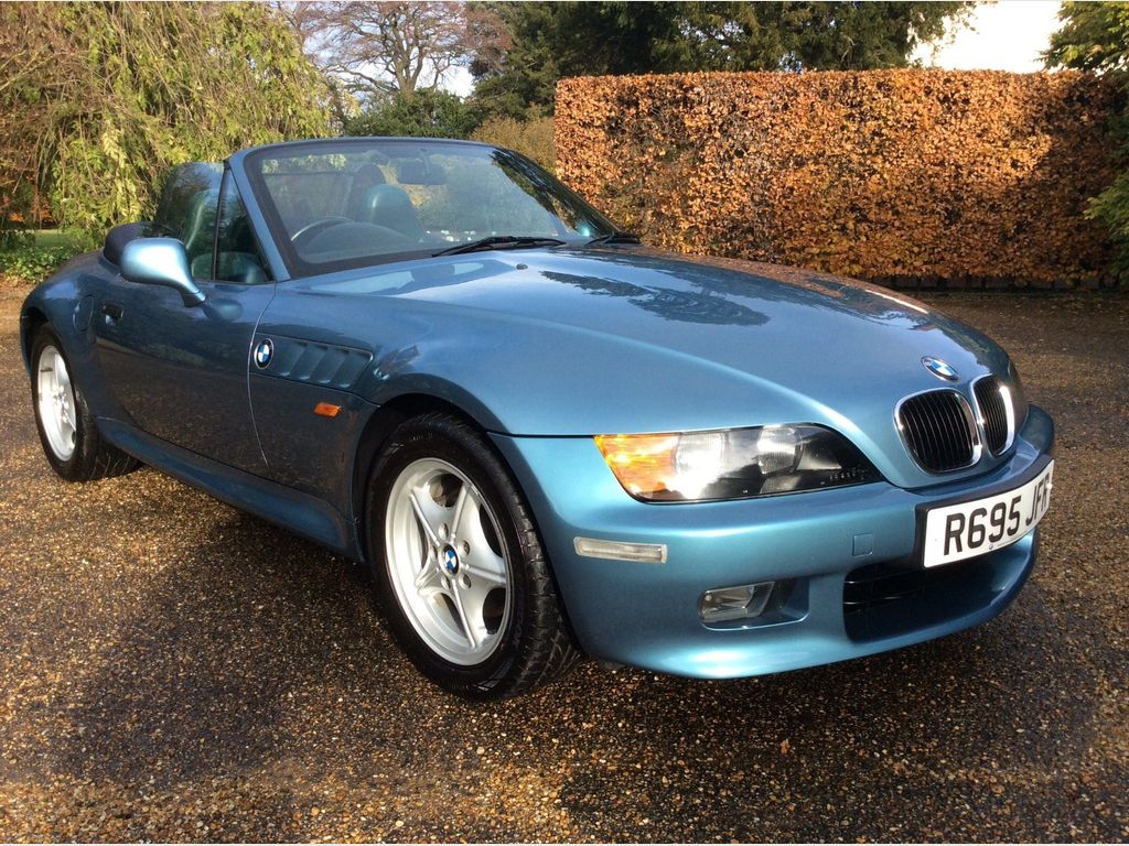 BMW Z3 Convertible 2.8 2dr
