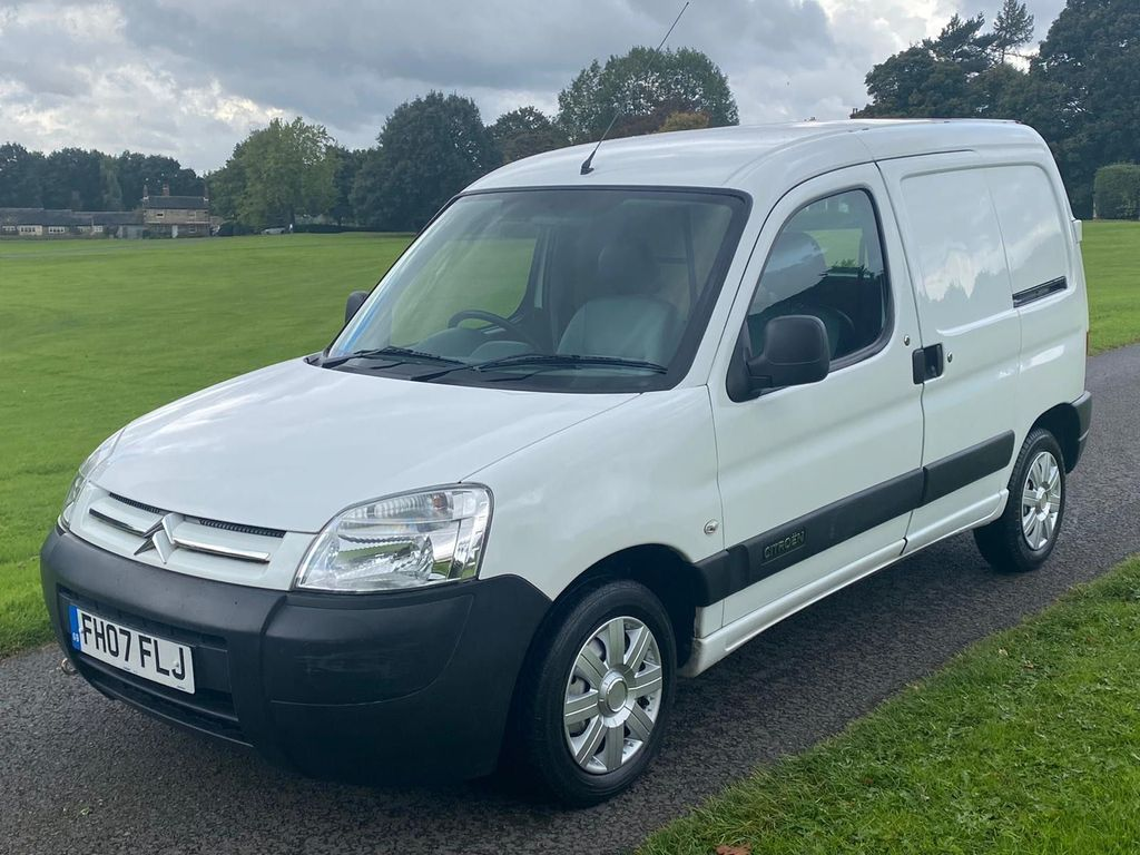 Citroen Berlingo Panel Van 1.6 HDi 600TD LX Panel Van 5dr (EU4)