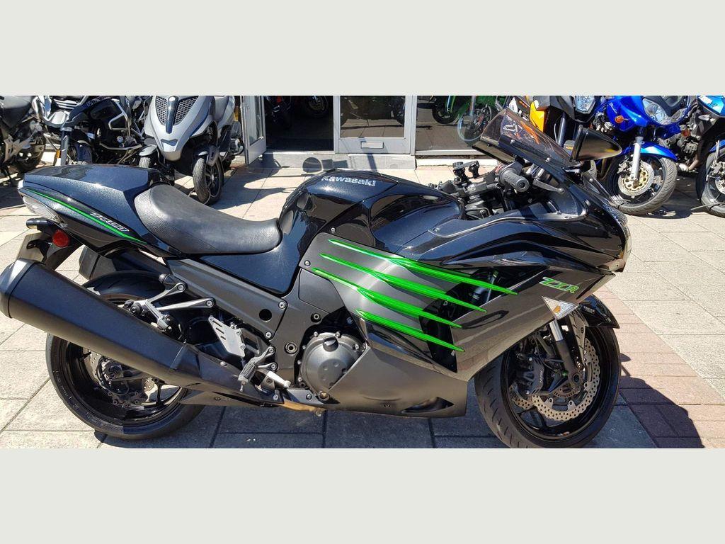 Kawasaki ZZR1400 Sports Tourer ABS