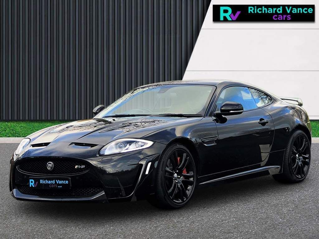 Jaguar XKR-S Coupe 5.0 V8 Supercharged 2dr