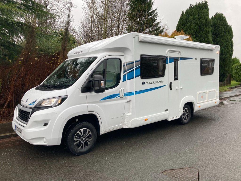 Elddis Autoquest 155 Coach Built AVANTGARDE DELIVERY POSSIBLE VAT Q