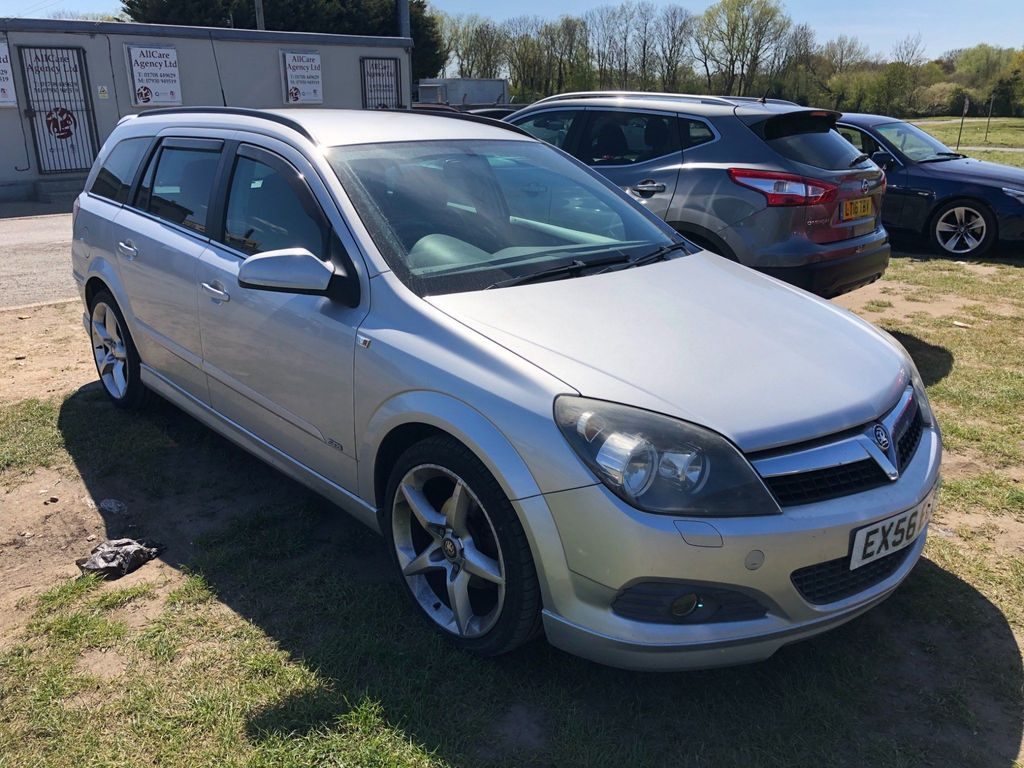Vauxhall Astra Estate 1.8 i 16v SRi 5dr