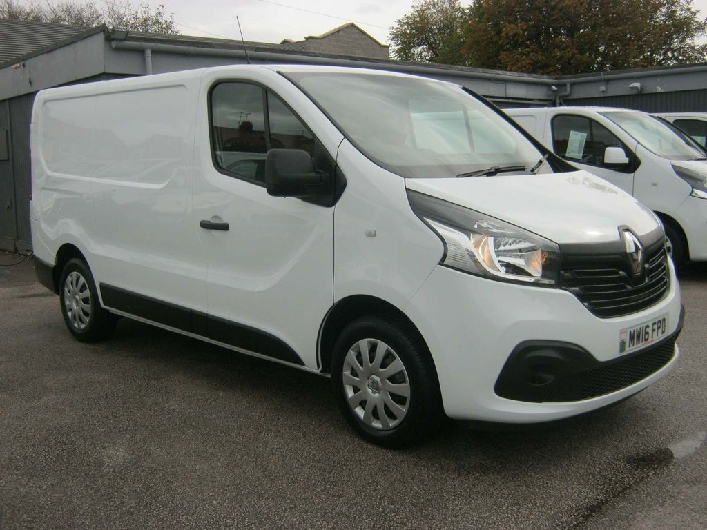 Renault Trafic Panel Van 1.6DCi 120PS SL27 BUSINESS PLUS *AIR/CON