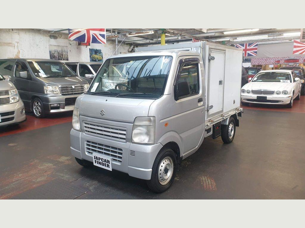 Suzuki Carry Temperature Controlled box van +ULEZ+ READY TO GO