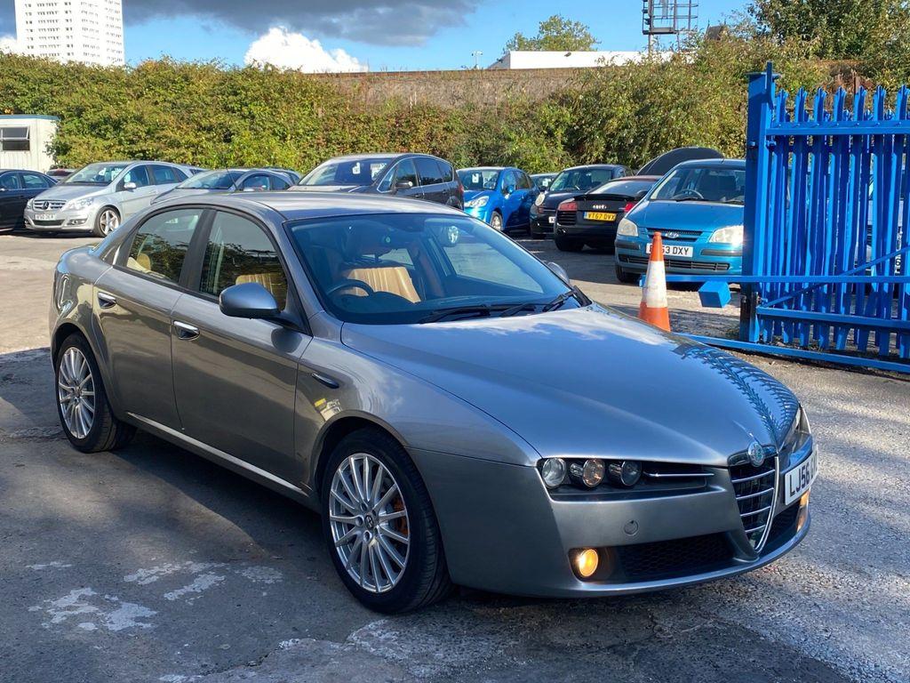 Alfa Romeo 159 Saloon 2.2 JTS Lusso 4dr
